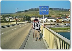 Schengen in Luxemburg